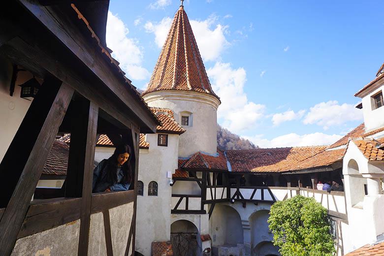 visitar el castillo de dracula