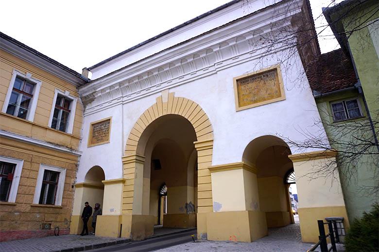 puerta Schei
