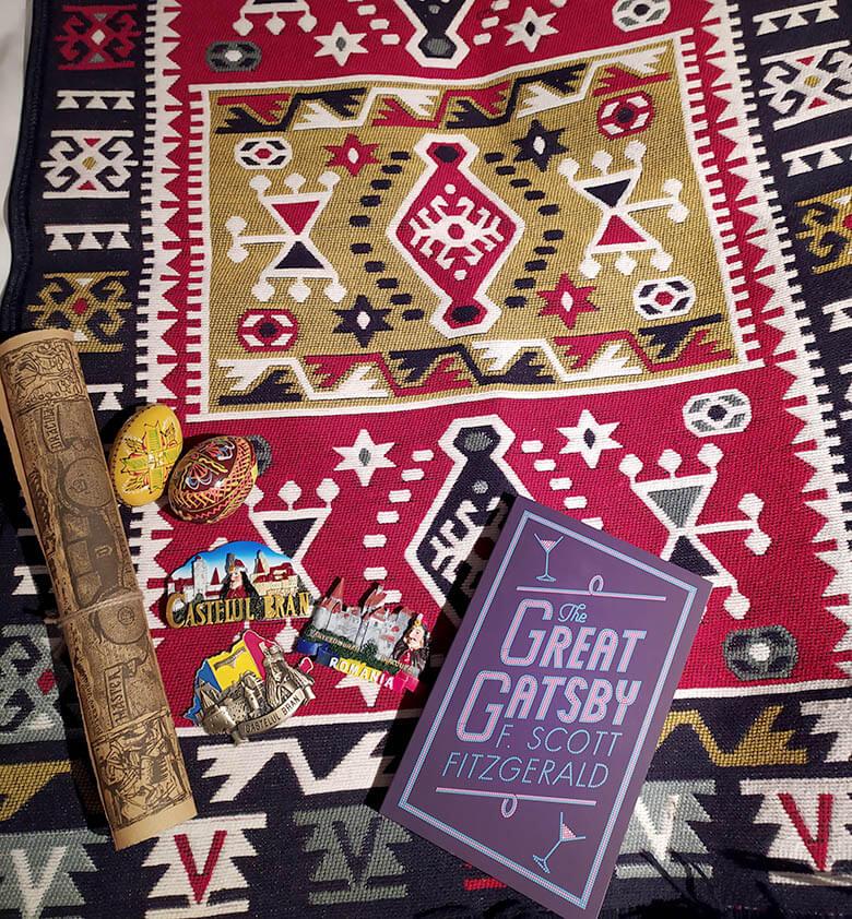 souvenirs y compras en rumanía