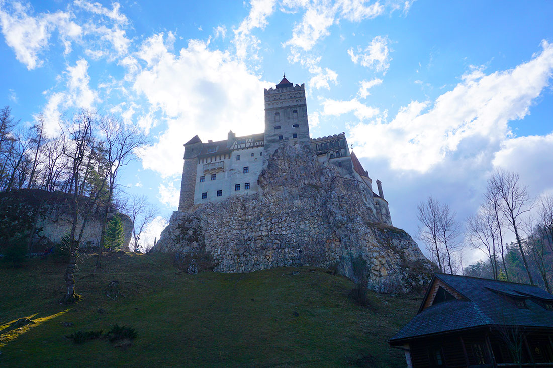visitar castillo bran dracula