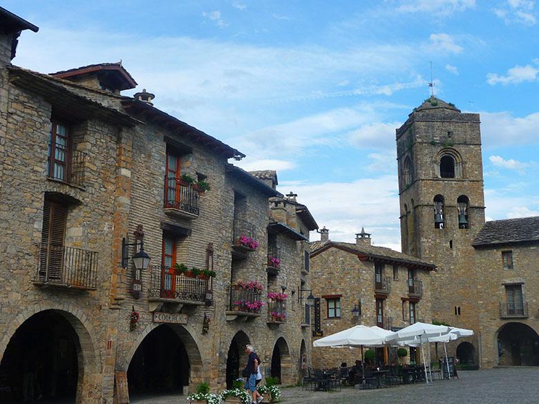 pueblos que ver en el pirineo aragonés