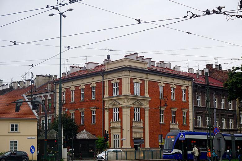 calles barrio judío de Cracovia