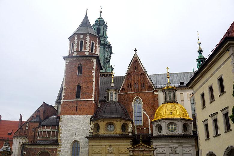 catedral wawel cracovia