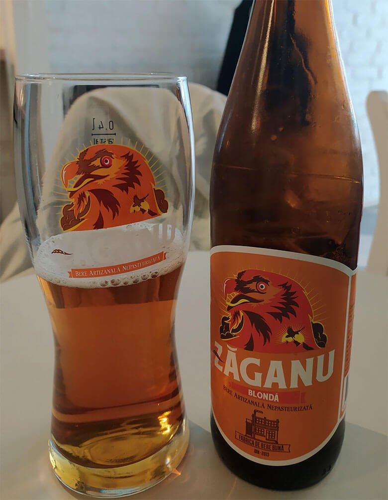 cerveza rumana