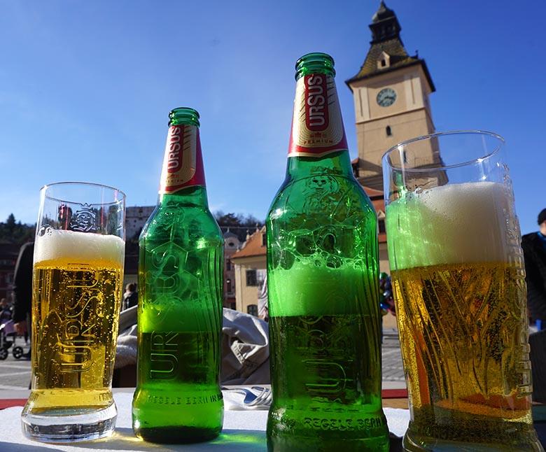 cerveza tipica de rumania