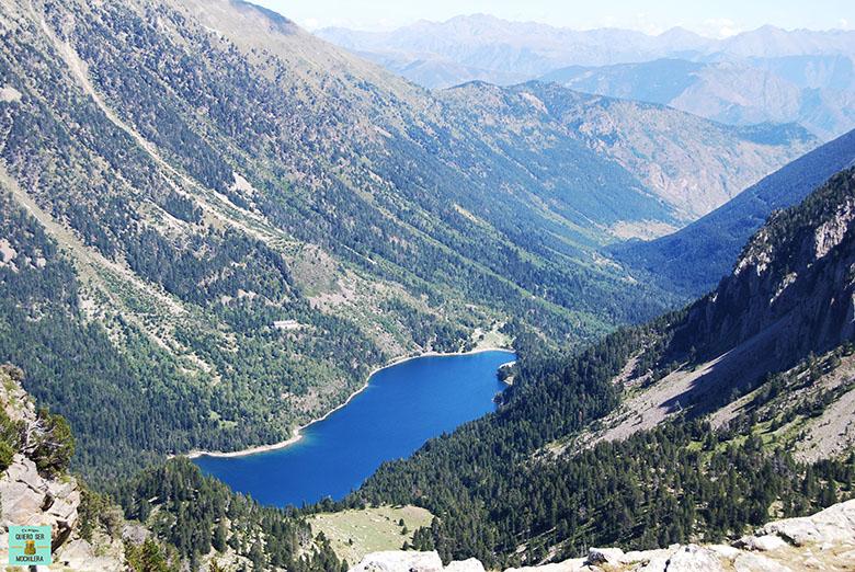 Parques nacionales España Aigüestortes