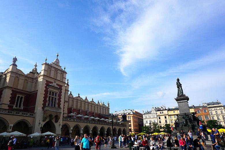 que ver en Cracovia en 1 día