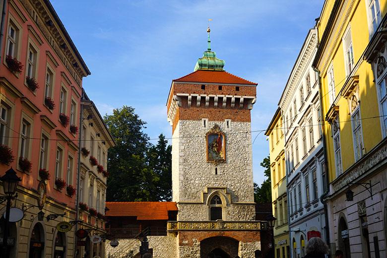 Puerta san Florian