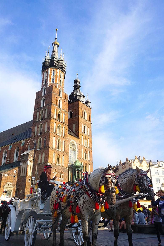 Qué ver en Cracovia en un día