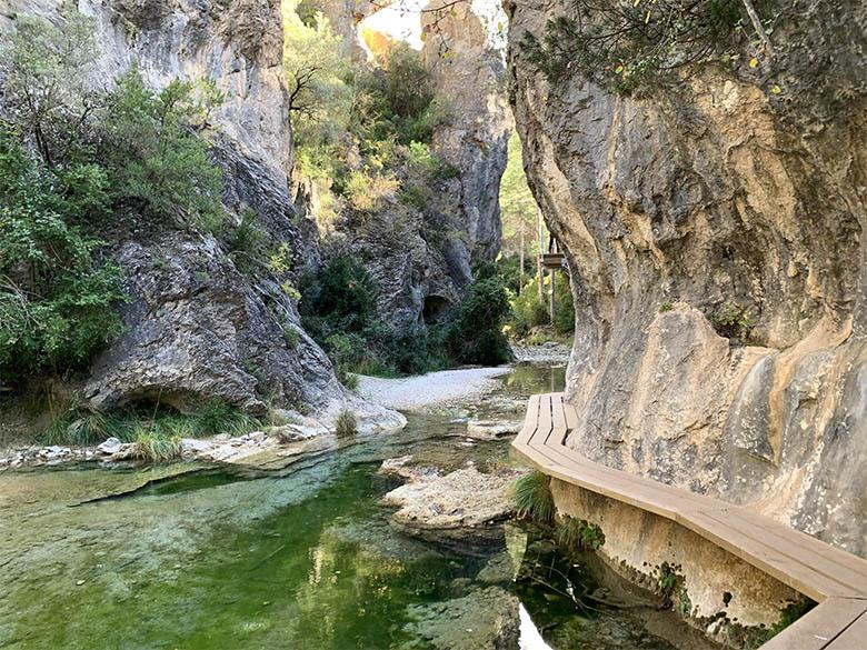 Qué ver en Teruel Beceite