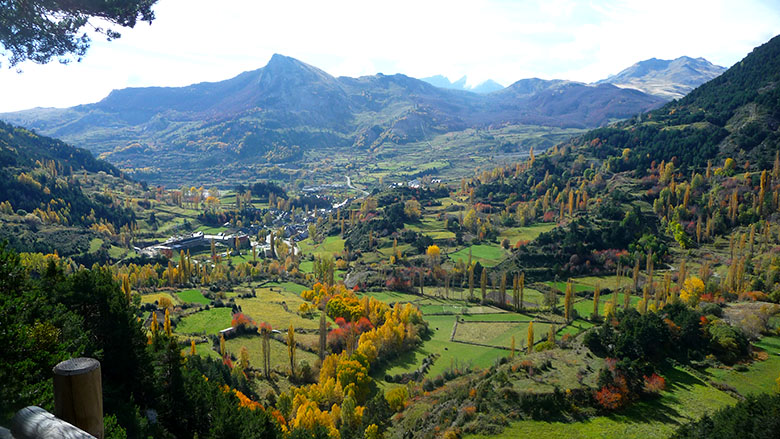 pueblos más bonitos Valle de Tena