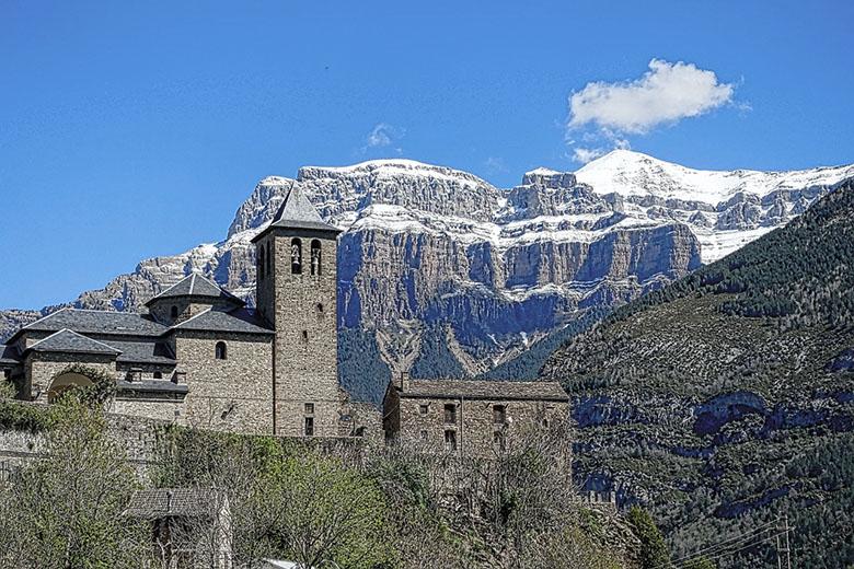 mejores pueblos donde alojarse en el pirineo aragonés