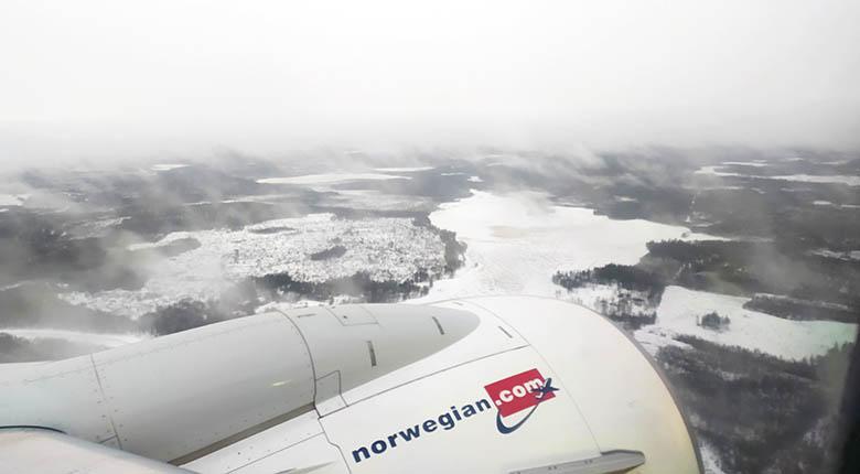 cómo llegar a Laponia finlandesa