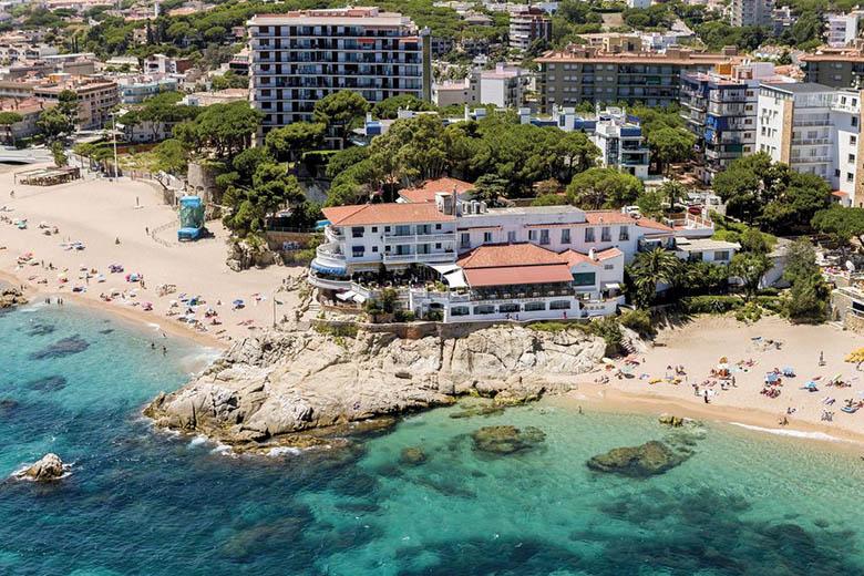 hoteles en playa de Aro