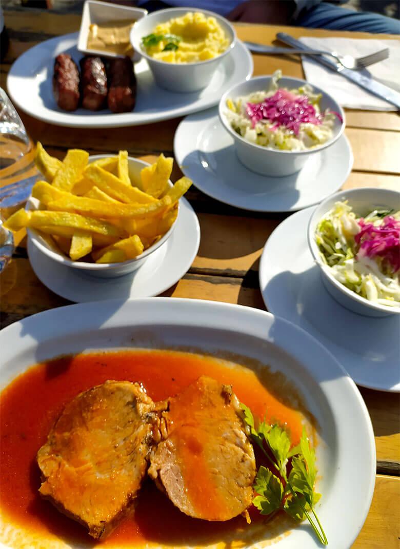mejores restaurantes donde comer en Bucarest