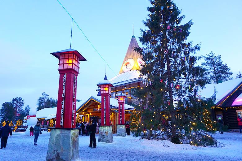 Sitios que ver en Laponia