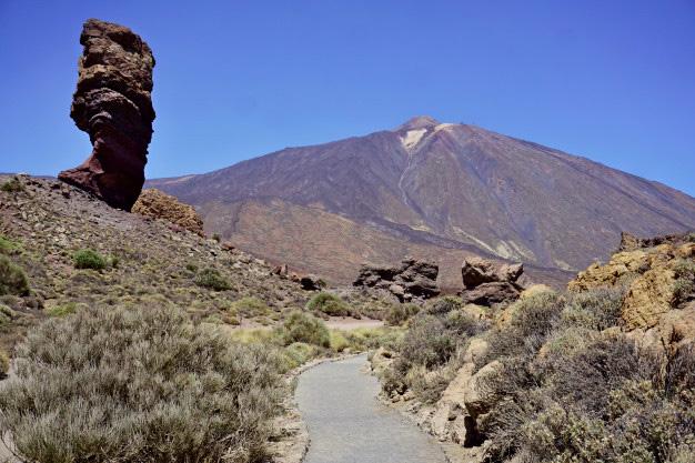 Los Roques de García Tenerife