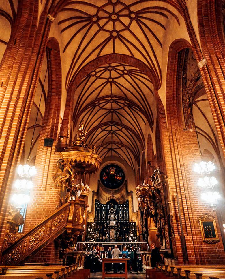 Catedral de San Nicolás Estocolmo