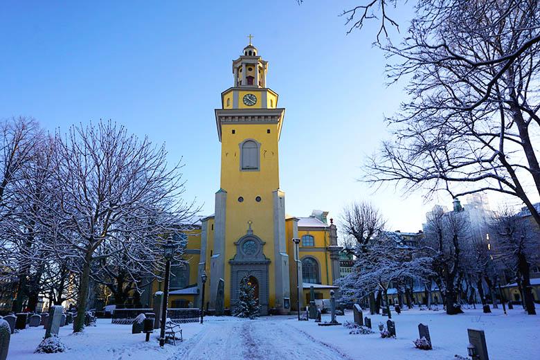 barrio Södermalm de Estocolmo