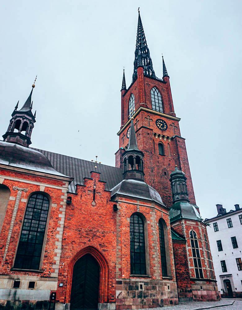 que ver en stockholm