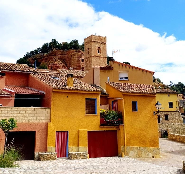 Anento pueblos bonitos de España