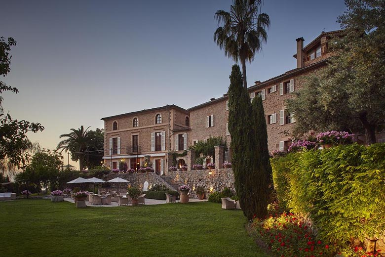 Hoteles con encanto en Mallorca