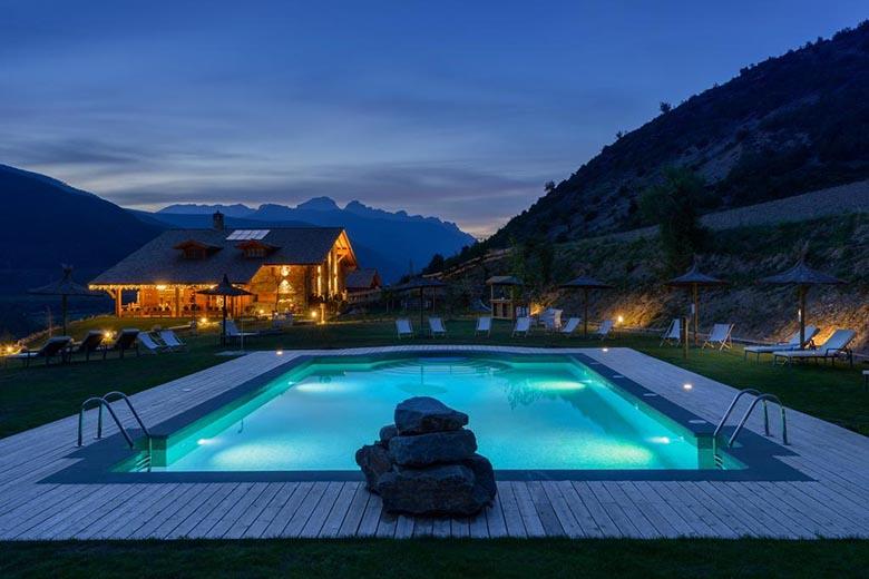 hoteles con encanto en aragon