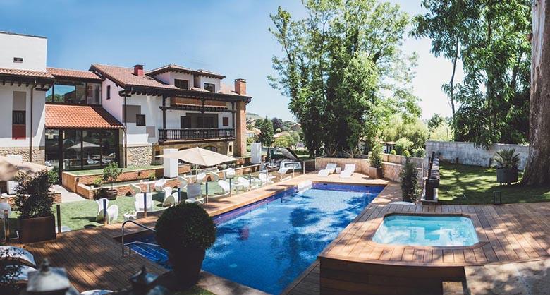 Hoteles para adultos en Cantabria