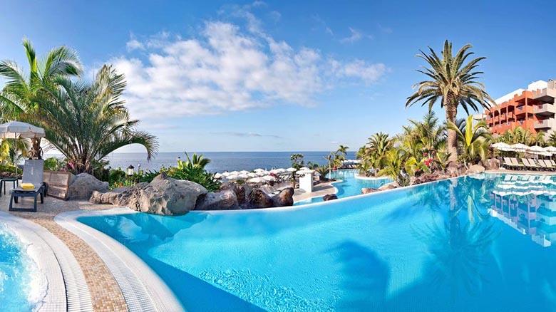 mejores hoteles en Tenerife