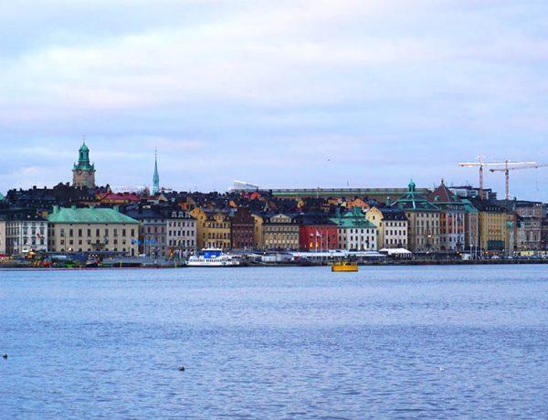mejores miradores de Estocolmo