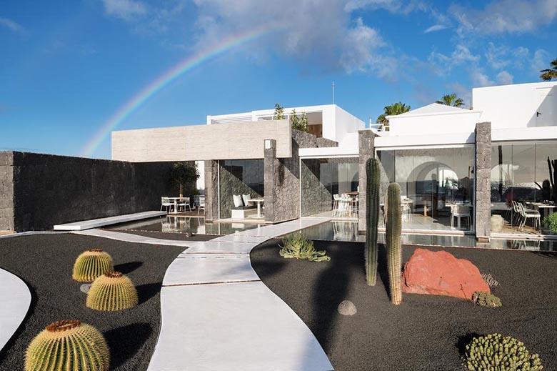 mejores villas en Lanzarote