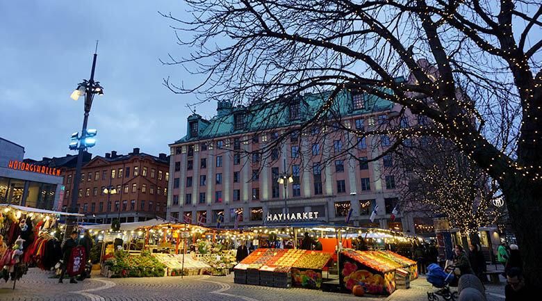 planes gratis en Estocolmo