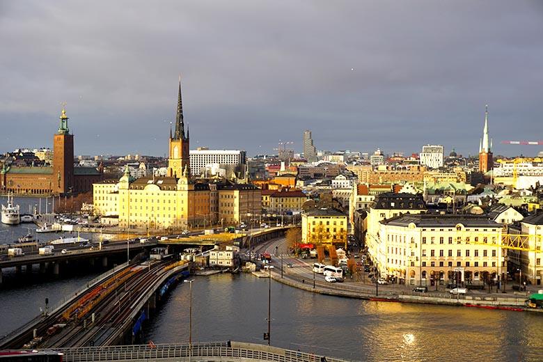 miradores en Estocolmo