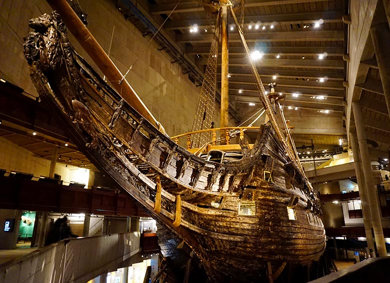 Museo Vasa Estocolmo