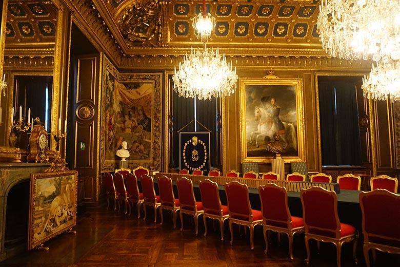 Palacio Real por dentro