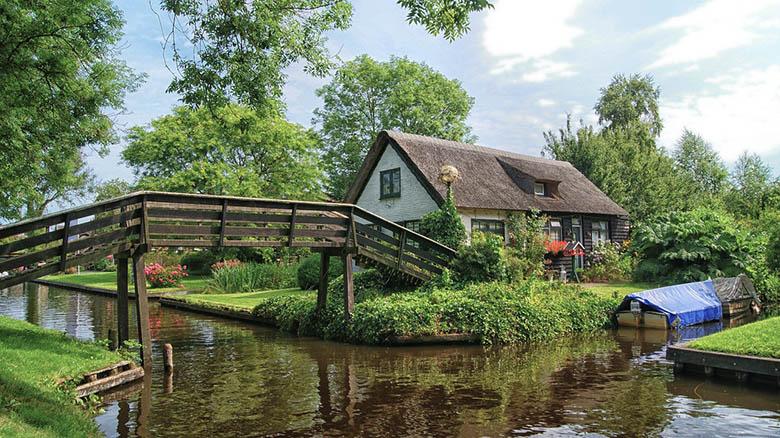 pueblos más bonitos cerca de Ámsterdam