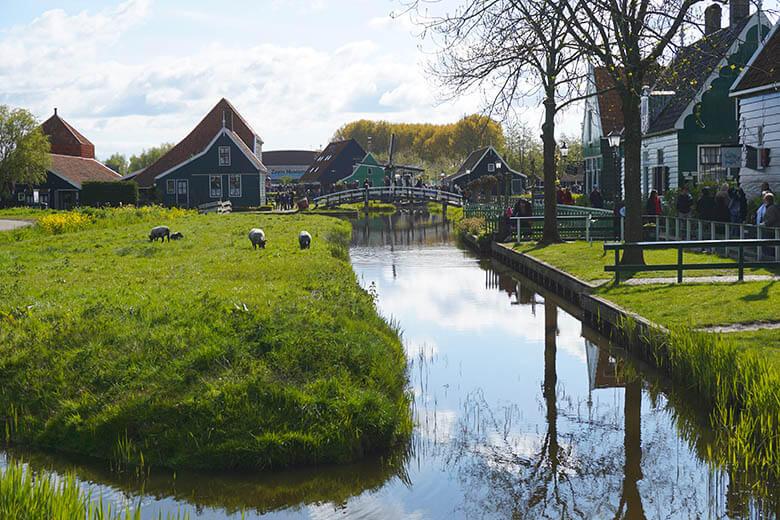 excursión a Zaanse Schans