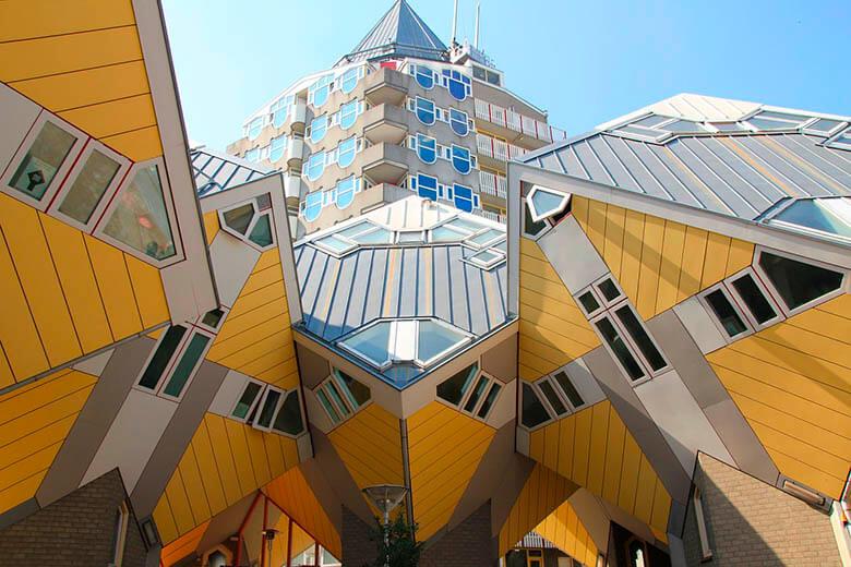 que ver en Rotterdam