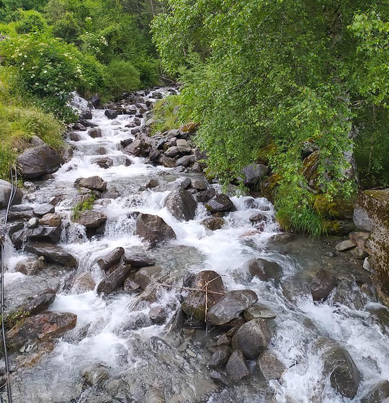 excursiones en Sallent de Gallego