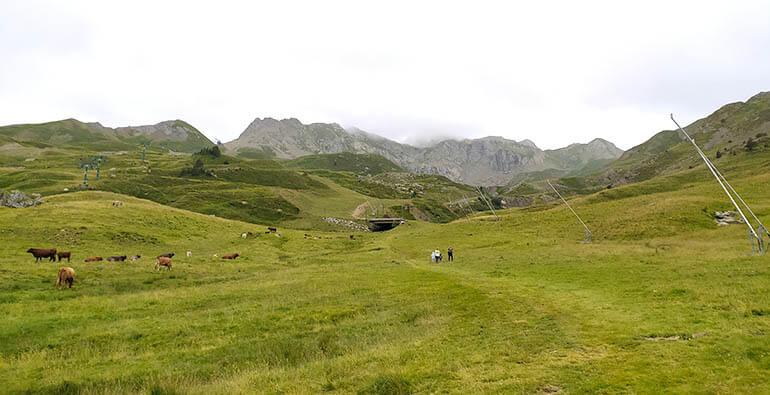 excursiones en el pirineo aragonés