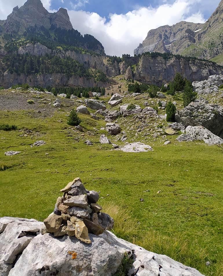 Excursiones con niños en el pirineo aragonés