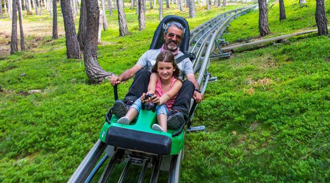 parque de aventuras de Andorra