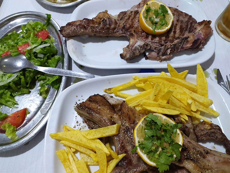 platos gastronomia portuguesa