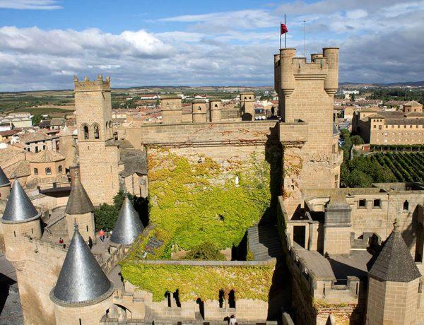 Visitar el Castillo de Olite