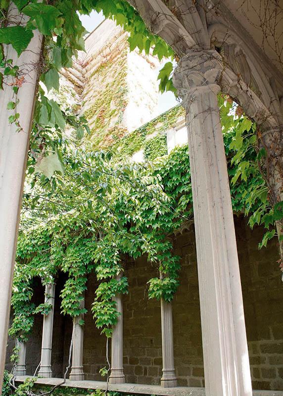 Palacio Real de Olite por dentro