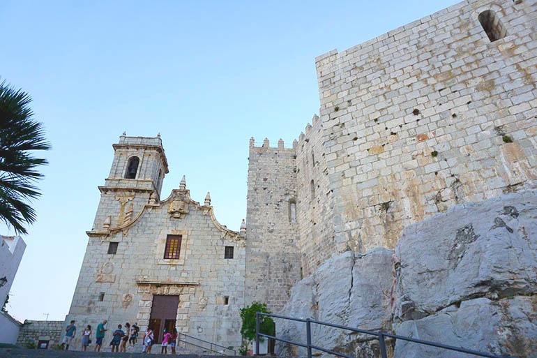 Qué ver Castillo del Papa Luna Peñíscola