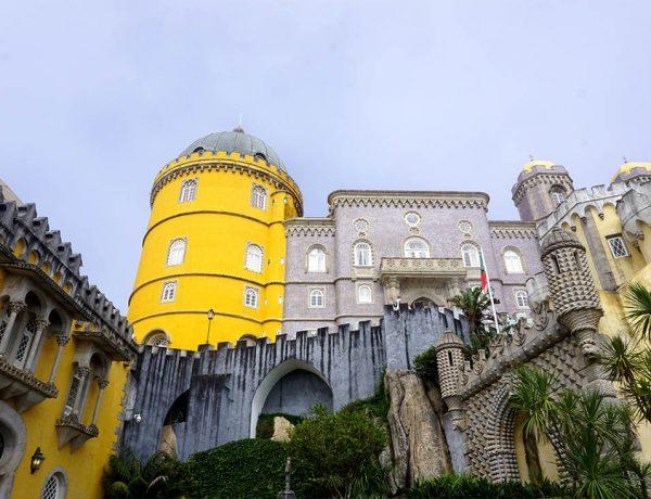 Cómo ir de Lisboa a Sintra