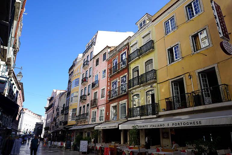Qué ver en La Baixa Lisboa