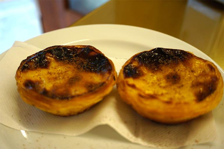 mejor pastel de nata Lisboa