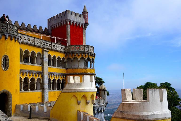sitios imprescindibles que ver en Sintra